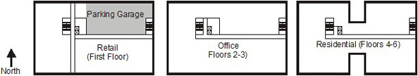 Prototype D floor plans